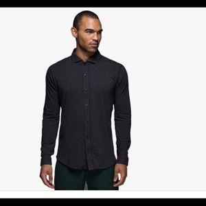 Lululemon Rival Long Sleeve Shirt